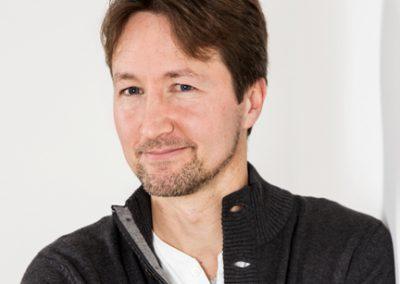 Thriller Autor Alex Mueller Profil